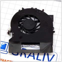 Вентилятор (кулер) для ноутбука Toshiba Satellite A300D, KSB0505HA - 7k31