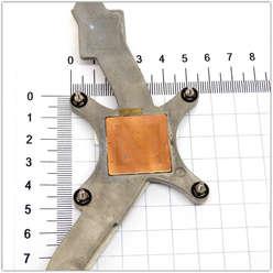 Система охлаждения, трубка охлаждения для ноутбука Dell Vostro 1500 CN-0FP509-70091