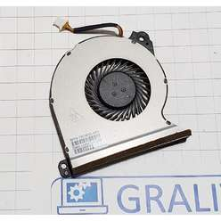 Вентилятор системы охлаждения, кулер ноутбука HP Probook G2, G3, MF60070V1-C350-S9A 4 pin
