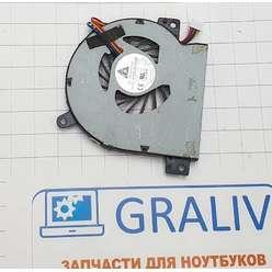 Вентилятор, кулер ноутбука Asus Eee Pc 1215, 1215T, 1215P, KSB0505HB