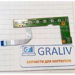 Доп. плата с кнопкой включения ноутбука Sony PCG-8113P 1P-1072503-8010