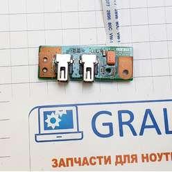 Доп. плата usb ноутбука Fujitsu-Siemens Amilo Pa3515, Pa3553 48.4H702.011