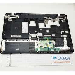 Верхняя часть корпуса, палмрест ноутбука TOSHIBA L755, L750, ZYE3BBLBTA0
