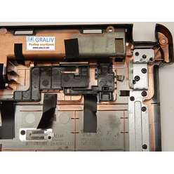 Нижняя часть корпуса ноутбука eMachines D440, D640, MS2305 TSA604GW 39.4GW01.XXX