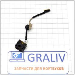 LAN разъем на шлейфе от ноутбука Sony VPCEB3E4R PCG-71211V 015-0201-1594
