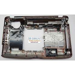 Нижняя часть корпуса, поддон ноутбука Acer Aspire 5735 60.4K801.001