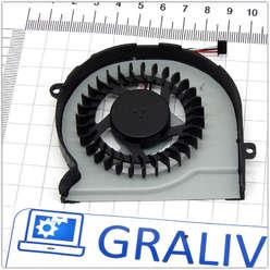 Вентилятор, кулер для ноутбука Samsung NP300E5C, DFS602205M30T