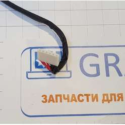 Разьем питания ноутбука MSI MS-16G5 GE620DX, K10-3006122-H39
