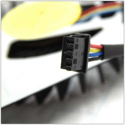 Вентилятор (кулер) для ноутбука Dell Latitude E6540 DFS501105PR0T