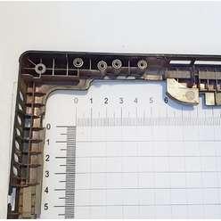 Нижняя часть корпуса, поддон ноутбука MSI CX620 MS-1688, 681D234Y31A