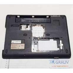 Нижняя часть корпуса, поддон ноутбука HP Presario CQ50 486625-001