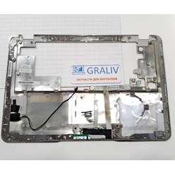 Палмрест, верхняя часть корпуса ноутбука MSI MS-1356, E2P-351C223-Y31