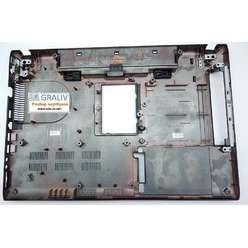 Нижняя часть корпуса, поддон ноутбука Samsung R519 BA81-07806A, BA75-02325A