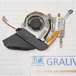 Система охлаждения ноутбука MSI MS-1356, E310802441, E330800270MC