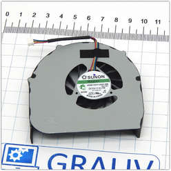 Вентилятор (кулер) для ноутбука Acer Aspire 5740G 5542 (4Pin) MG60100V1-B010-G99