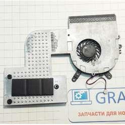 Система охлаждения в сборе ноутбука DEXP Athena T139, 49R-6NH4BT-1201