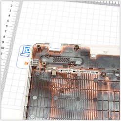Палмрест, верхняя часть корпуса ноутбука Toshiba Satellite C660 AP0II000330, K000124300