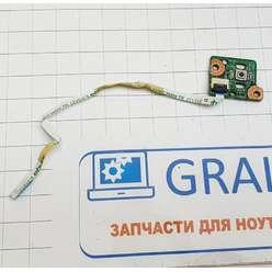 Пенель старта, кнопка включения ноутбука ASUS N56, 60NB0030-PS1