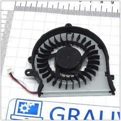 Вентилятор (кулер) для ноутбука Samsung NP300V3A, KSB06105HA -BC46