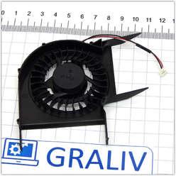 Вентилятор (кулер) для ноутбука Samsung R428, R429, R480, R440, R478, BA81-08715A