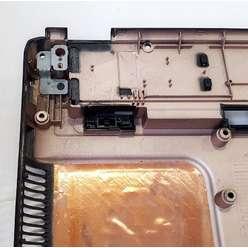Нижняя часть корпуса, поддон ноутбука Samsung R410, R408, R460, BA75-02106A, BA81-05044A