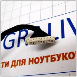 Шлейф матрицы для ноутбука Lenovo G560, G565, Z560 DC02000ZI10