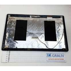 Крышка матрицы (глянцевая) ноутбука Lenovo G580 60.4SH05.011