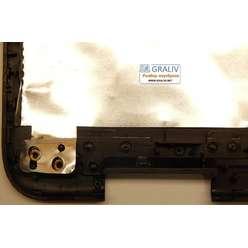 Крышка матрицы ноутбука Dell Inspiron 15R N5040 N5050 M5040, 0T3X9F