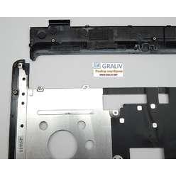 Палмрест, верхняя часть корпуса ноутбука Dell 1546, 1545 0GP7YK