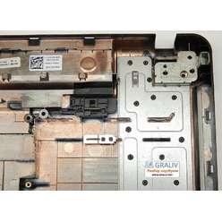 Нижняя часть корпуса, поддон ноутбука Dell Inspirion N5030 0X4WW9, 0N7J7M