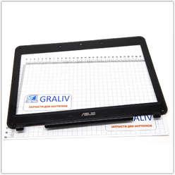 Рамка, безель матрицы ноутбука Asus K40 13GNV410P022, 13N0-E6A0101