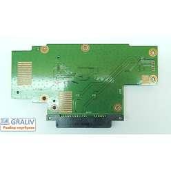 Плата card reader с разъемами SATA 60-NVKCR1000-D03 для ноутбука ASUS K50