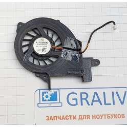 Вентилятор, кулер ноутбука RoverBook Voyager V516, Pro 500, BS5505M2B, 3-pin