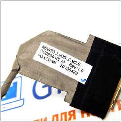 Шлейф матрицы ноутбука Acer Aspire 5742G DC020010L10 rev: 1.0