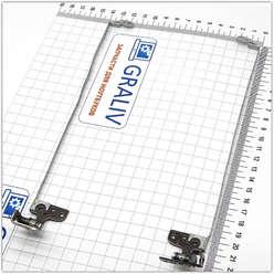 Петли ноутбука Acer 4251, 4651, Emachines D440, D640, 34.4GW02.001 34.4GW03.001