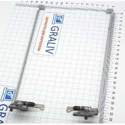 Петли ноутбука  Dell Inspiron N5030 34.4EM03.101 34.4EM04.101