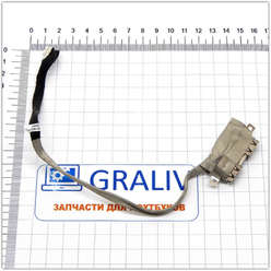 USB разъемы на шлейфе ноутбука  Asus K40 K50 K60 14G140275302