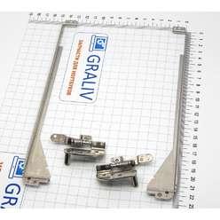 Петли ноутбука  Dell Inspiron 1545, 33.4A010.002, 33.4A009.00