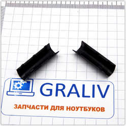 Заглушки матрицы, петлей ноутбука Asus K50 K40