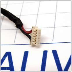Разъем USB для ноутбука Asus K54, X54 A54 K54LY USB CABLE, 14004-001900