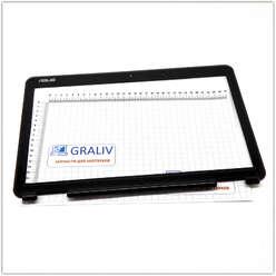 Рамка безель матрицы ноутбука  Asus K50 13N0-EJA0801