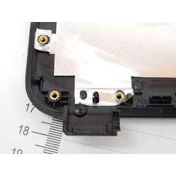 Крышка матрицы ноутбука  Asus K50 13N0-EJA0702