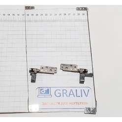Петли матрицы ноутбука Asus F80 13GNM810M070 / 13GNM810M080