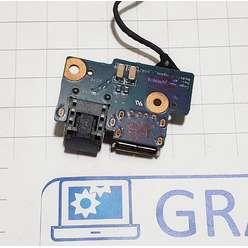 Доп. плата с usb ноутбука Samsung R418 R420 R463 BA92-05507A