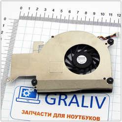 Вентилятор для ноутбука Asus K40 K50 UDQFZZH32DAS