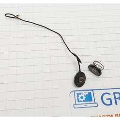 Кнопка старта, включения ноутбука Packard Bell MS2288 48.4BU03.011