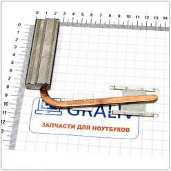 Система охлаждения, трубка охлаждения для ноутбука Asus K50 K40 13N0-ERA0101, 13GNVX1AM010