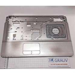 Верхняя часть корпуса, палмрест ноутбука DNS CT50A (0124002), 35TW9TA0000
