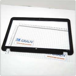 Рамка, безель матрицы ноутбука HP Pavilion DV6-3000, 3ILX6LBTP10