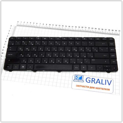 Клавиатура для ноутбуков HP Pavilion G4-1000 G6-1000 Compaq CQ43, CQ57, CQ58, 630, 635, 650, 655 AER15U00310 636376-251